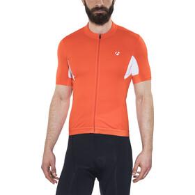 Bontrager Velocis Maillot de cyclisme Homme, tomato orange